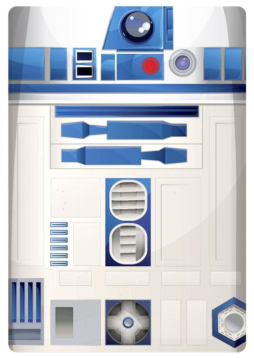 Star Wars R2-D2 Cutting Board