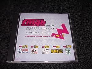 FMQB PROGRESSIONS # 49 FEBRUARY 2000 PROGRESSIVE PROMOS VOLUME 1 THE W'S