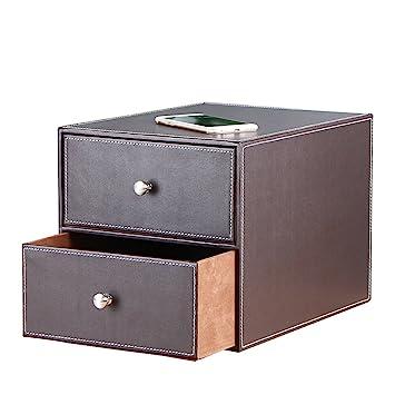 yapishi piel sintética 3 cajones mueble archivador/suministros de ...