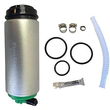FPF 210lph compacto In-Tank Bomba de combustible w/para Volkswagen/Audi T AWD: Amazon.es: Coche y moto