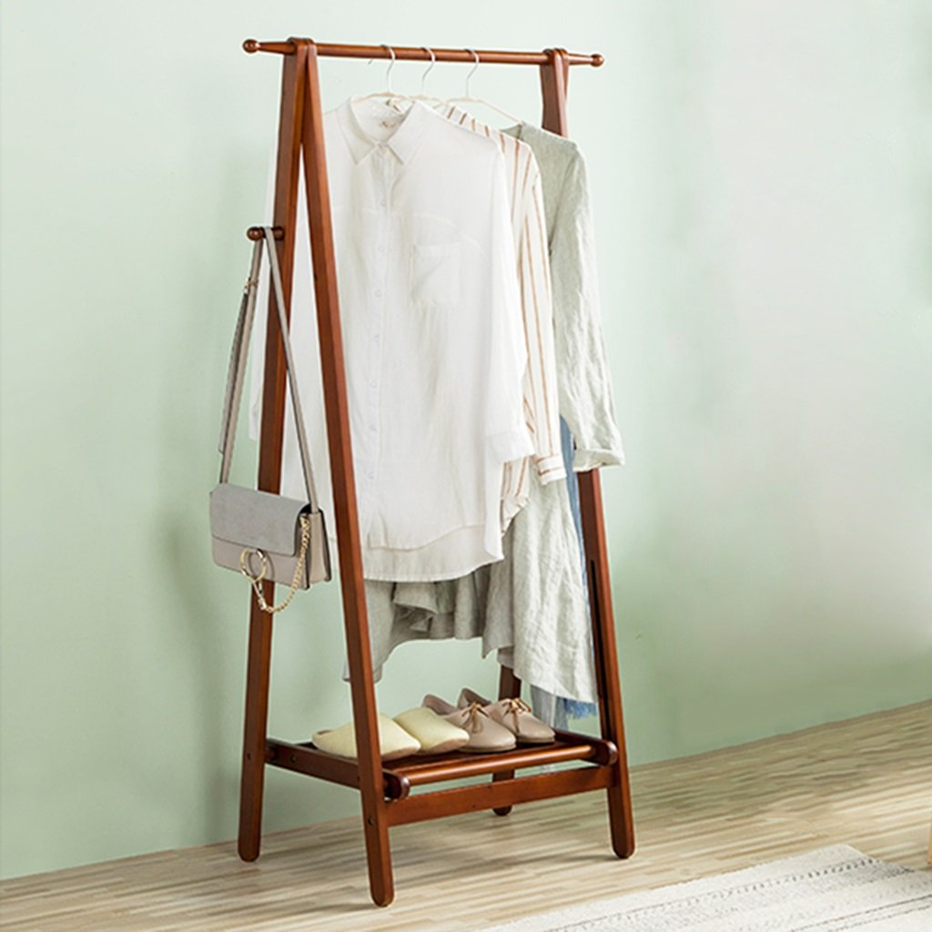 Amazon.com: Coat Racks Coat Rack Hanger Clothes Bag Holder ...