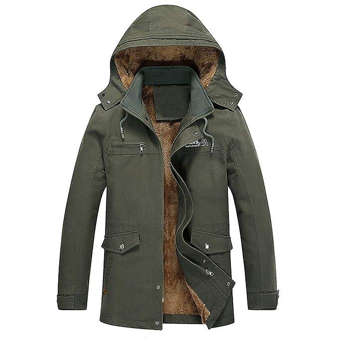 Top Invernali Giubbotto Camicetta BaZhaHei Outwear Uomo Uomo Giacca 5wqWxF8B
