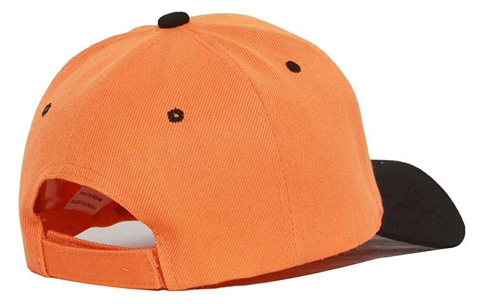 TOP HEADWEAR TopHeadwear Two-Tone Adjustable Baseball Cap