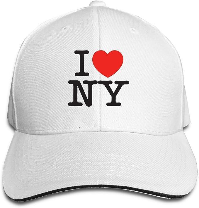 Jackey I Love NY Gorras de béisbol: Amazon.es: Libros