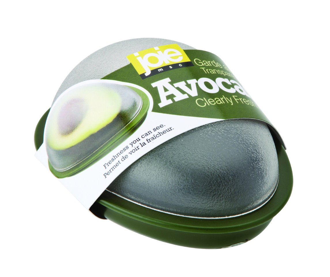 Joie Clear Avocado Fresh Saver Pod, Green MSC International 33005