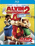 Alvin And The Chipmunks 2 [Blu-ray]