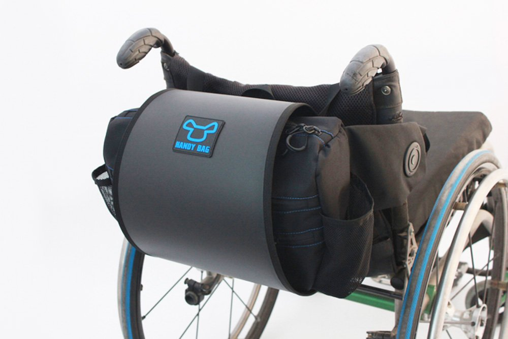 Handy Bag Dynamic Wheelchair Backrest Pack, Blue