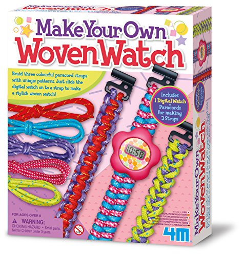 (4M 4650 Paracord Watch Bands Toy)