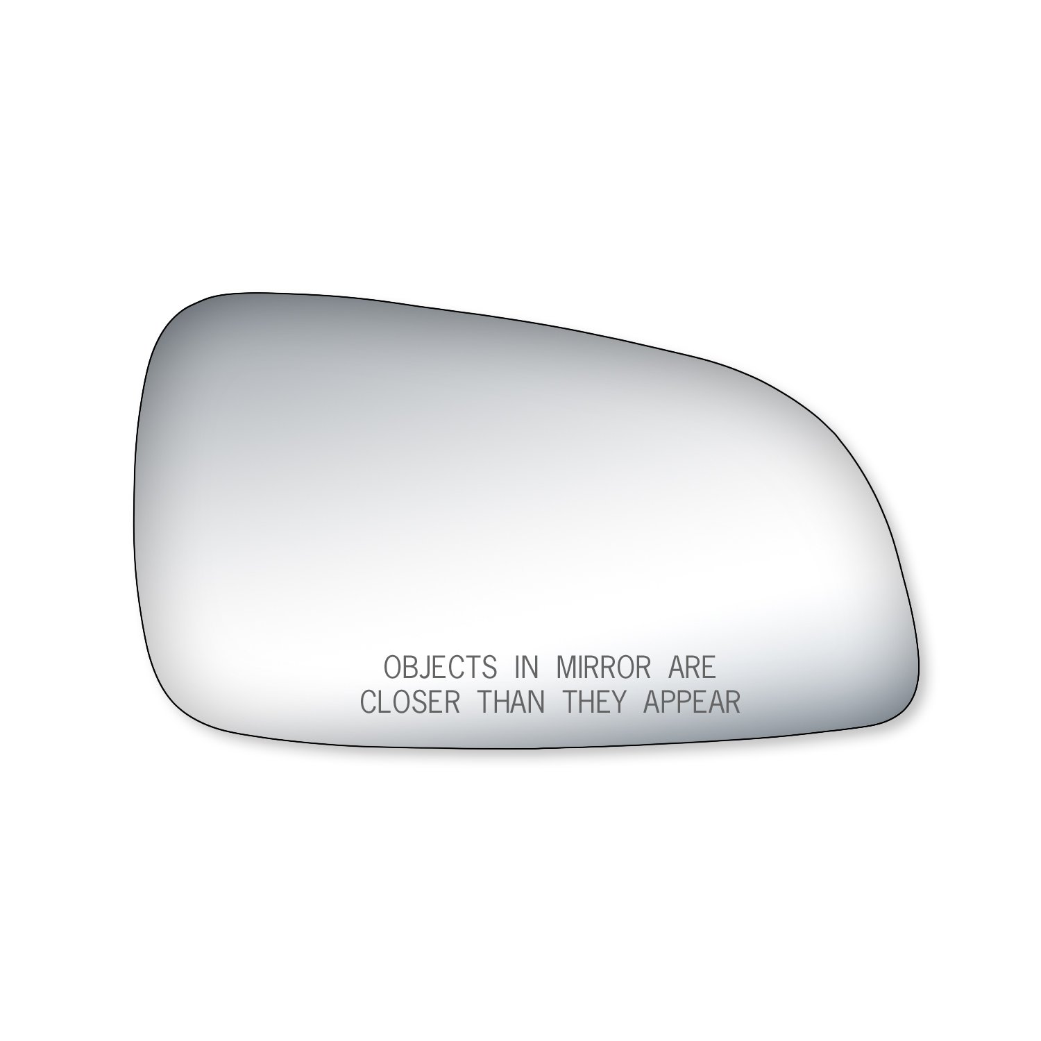 Fit System 99229 Driver//Passenger Side Replacement Glass