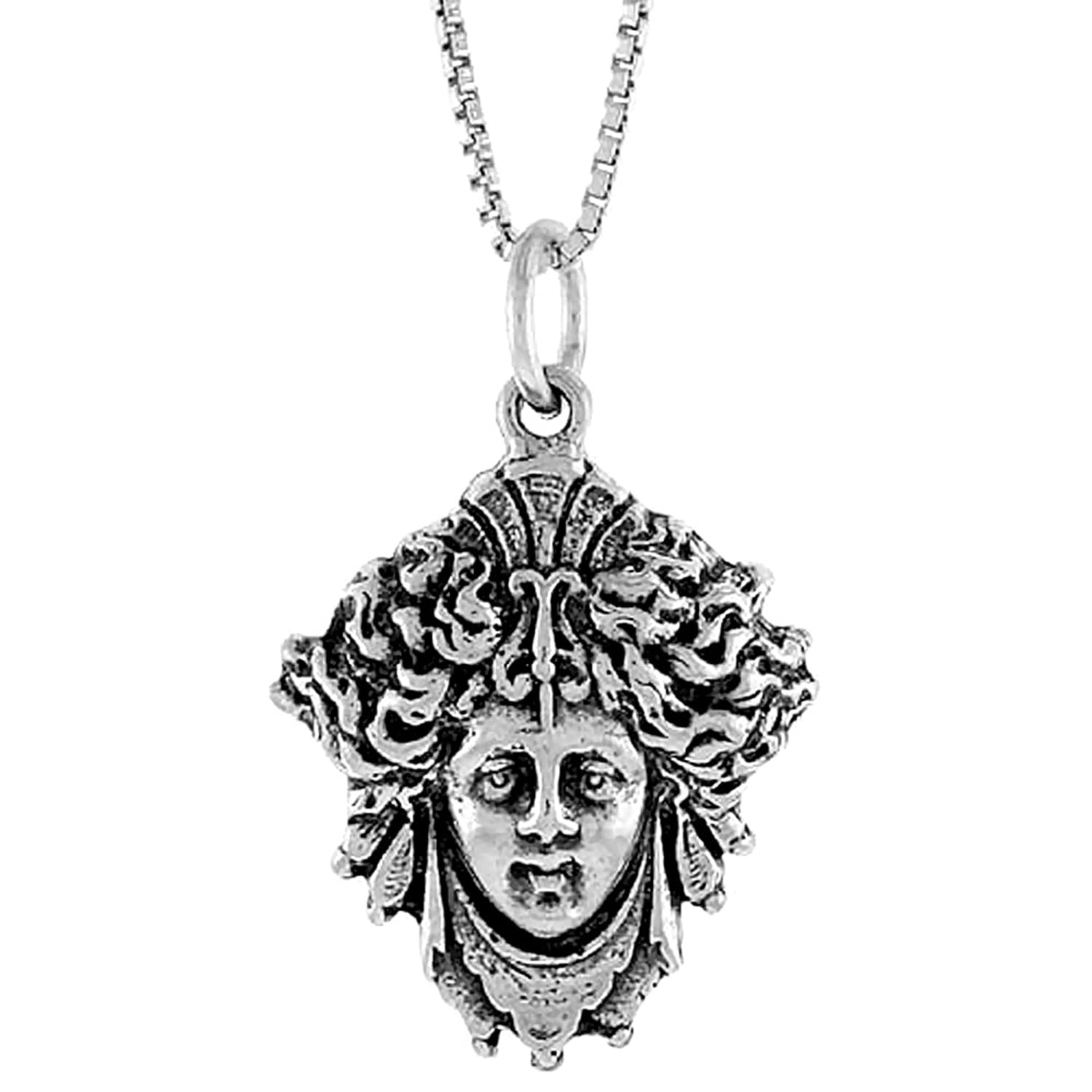 l men palais necklace us medusa collections pendant product le en versace inde spring summer
