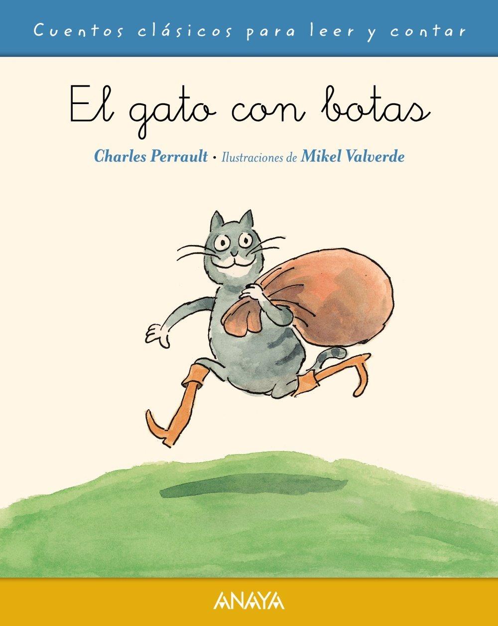 El gato con botas PRIMEROS LECTORES 1-5 años - Cuentos clásicos ...