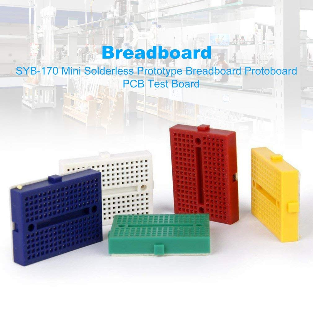 FDBF Syb-170 Mini Solderless Prototype Breadboard Protoboard PCB Test Board