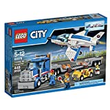 LEGO City 60079 Training Jet Transporter Building Kit