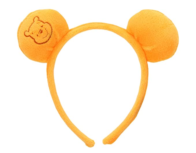 efadeecd88c0 Amazon.com  Elope Disney Winnie the Pooh Ears Costume Headband  Clothing