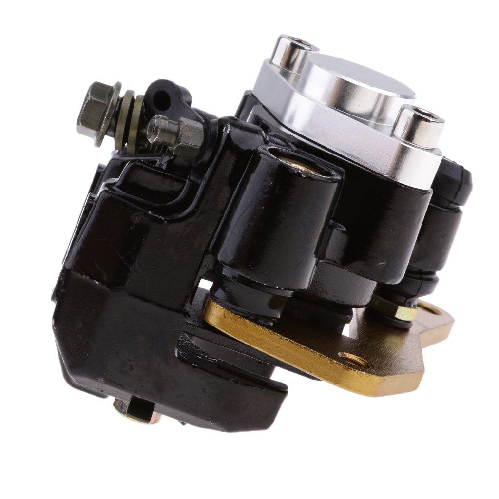 MagiDeal Motorcycle ATV Rear Brake Caliper Fits for HONDA ATC-200X ATC 200X 1983-1985