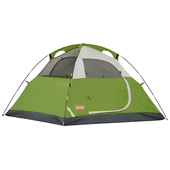 Amazon.com  Coleman Sundome 3-Person Dome Tent Green  Family Tents  Sports u0026 Outdoors  sc 1 st  Amazon.com & Amazon.com : Coleman Sundome 3-Person Dome Tent Green : Family ...