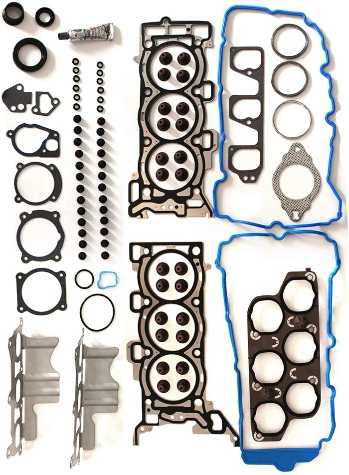 cciyu Head Gasket Kit Replacement fit for STS SRX Cadillac Lacrosse Rendezvous Buick HS26376PT 04-09