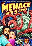 Joshua Kennedy's Drive-In Horror Double Feature: Menace With 5 Arms (2013) / Curse of The Insect Woman (2012)