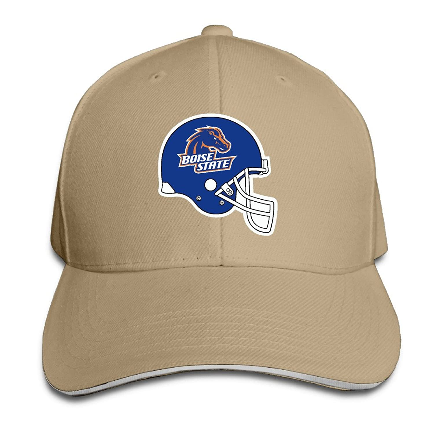 Boise State Broncos Sandwich Cap Size: Adjustable Caps.