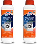 Glisten Washer Magic Machine Cleaner, Remove Odors and Buildup, Cleans Front