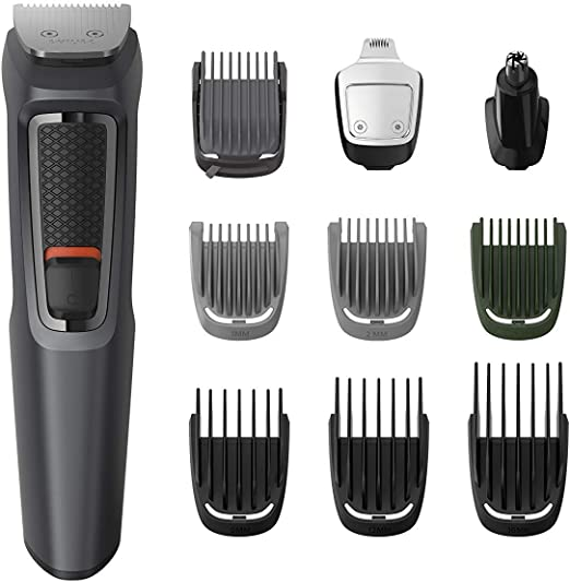 Philips MULTIGROOM Series 3000 MG3747/33 cortadora de pelo y ...