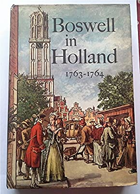 Boswell in Holland 1763 1764