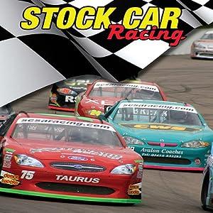 Stock Car Racing Audiobook