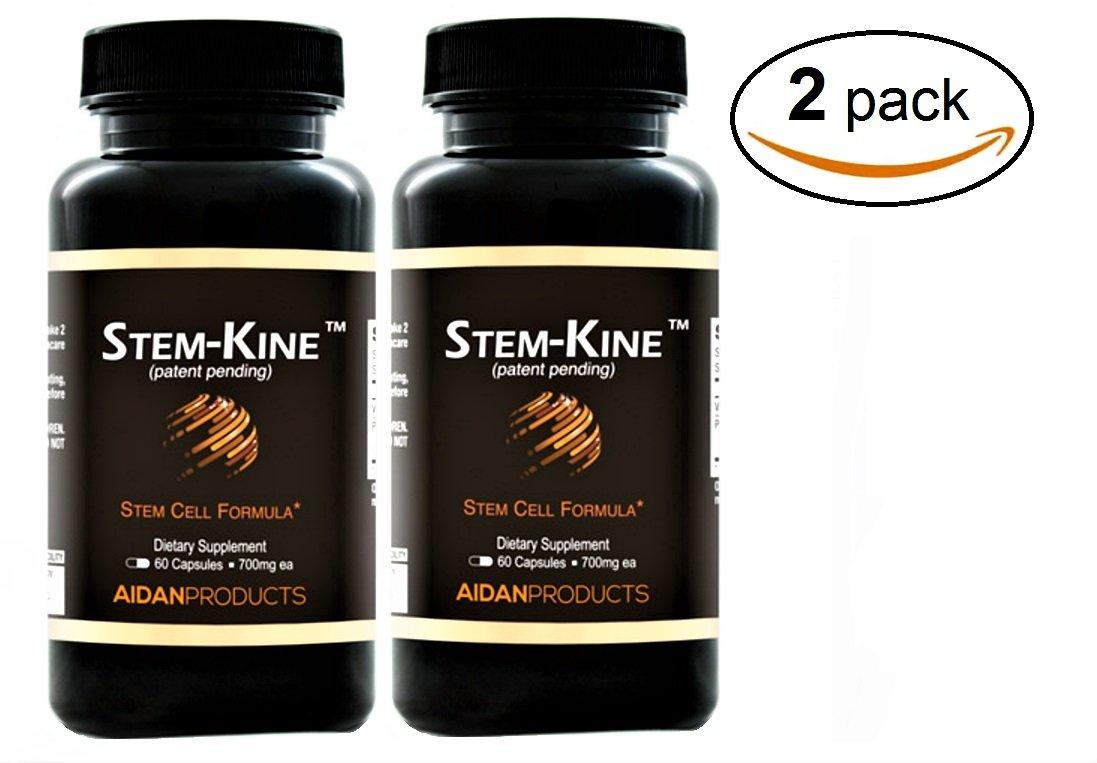 Aidan Products - Stem Kine, 60 Capsules (2-Pack)