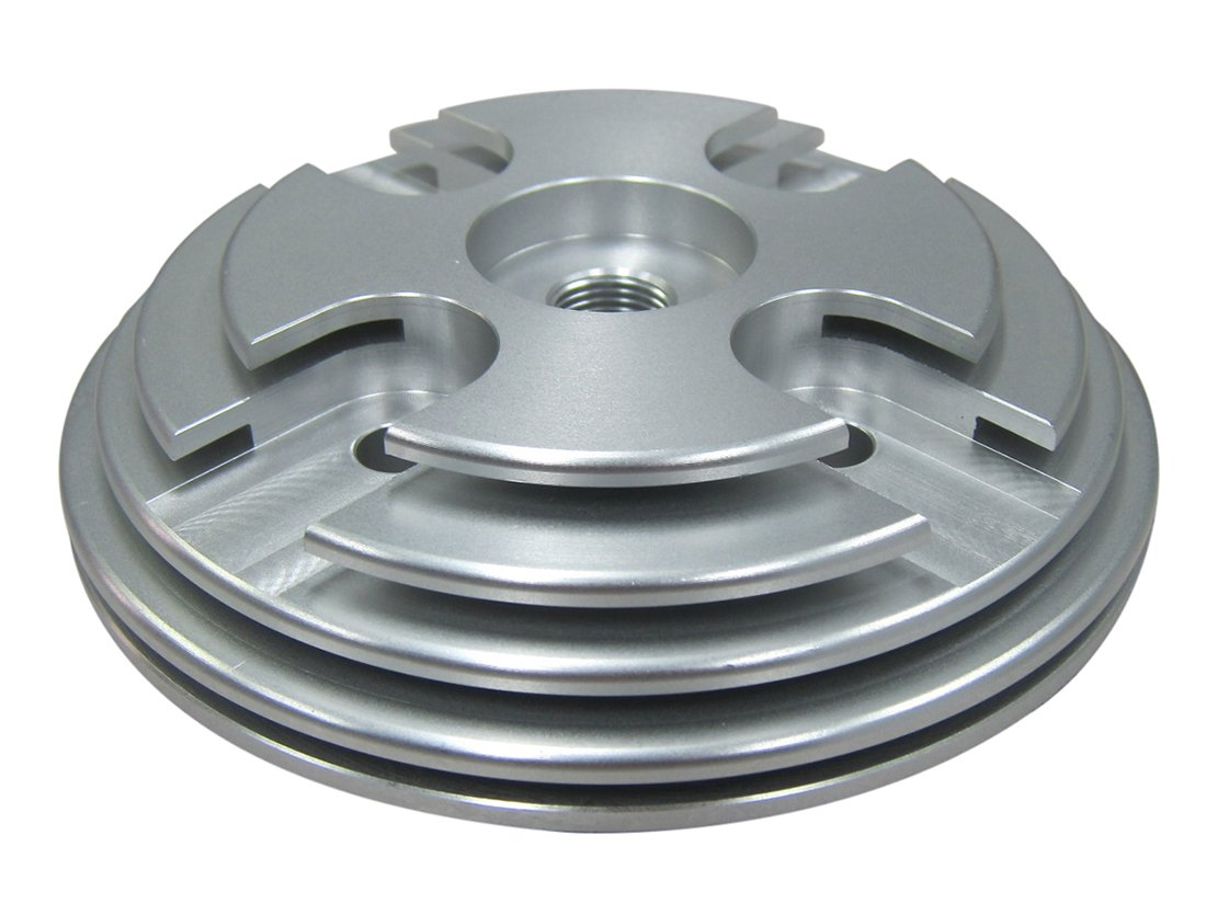 BBR Tuning Billet Aluminium High Compression Cylinder Head 66/80cc by BBR Tuning