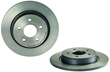 Brembo 08.A029.10 Bremsscheibe - Paar Brembo S.p.A.