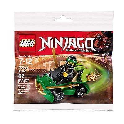 LEGO Ninjago 30532 Polybag Master of Spinjitzu: Juguetes y juegos
