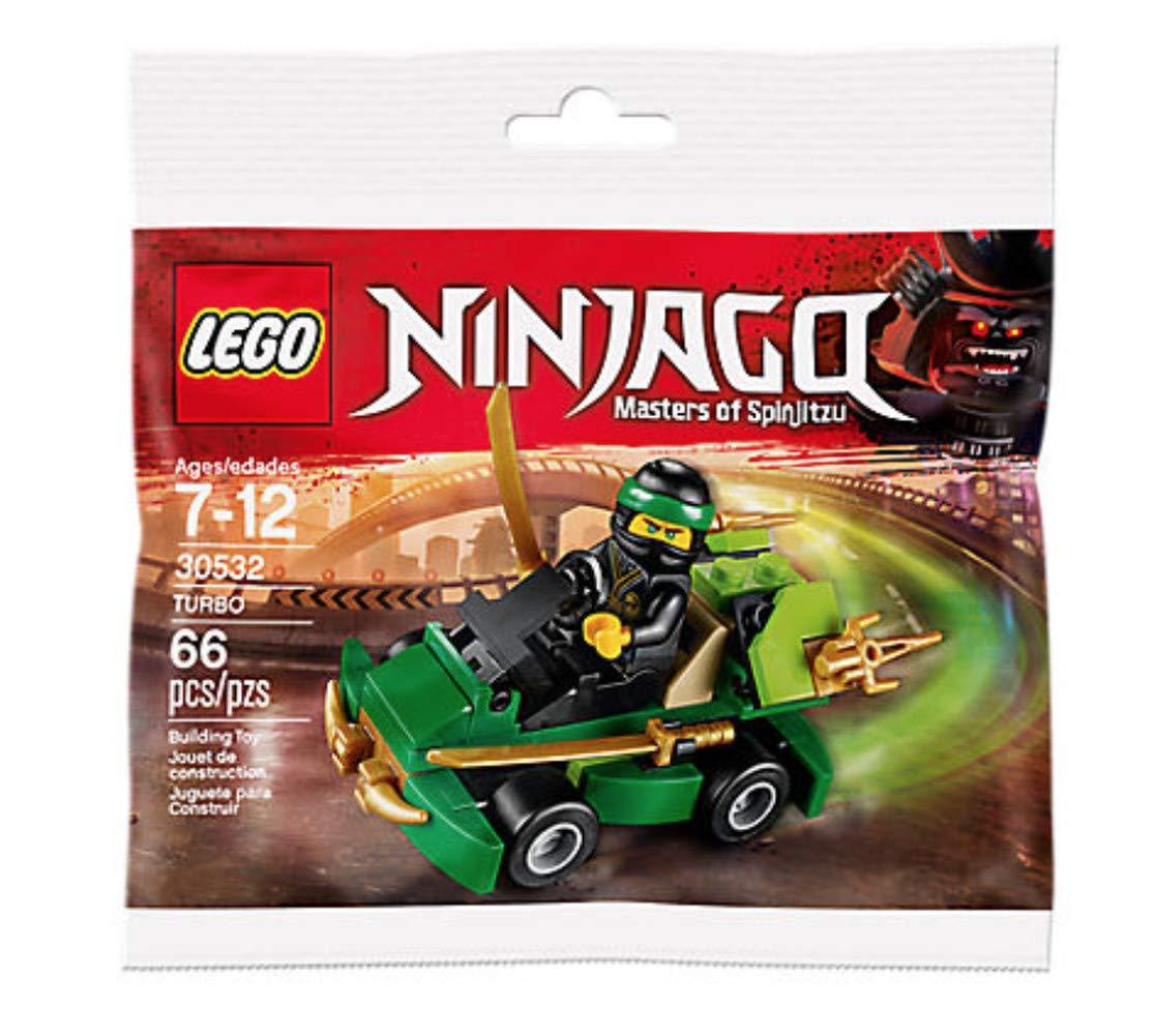 LEGO Ninjago 30532 Polybag Master of Spinjitzu: Amazon.es: Juguetes y juegos
