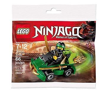 Coche de juguete Lego Ninjago 30532 Lloyds Turbo Flitzer, bolsa de plástico: Amazon.es: Juguetes y juegos