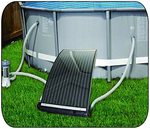 Calentador solar para piscina well2wellness ® / calefacción de piscina solar Exclusiv: Amazon.es: Jardín