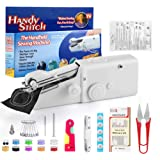Stywvoe Portable Sewing Machine, Mini Sewing Professional Cordless Sewing Handheld Electric Household Tool - Quick Stitch Too
