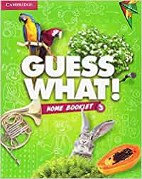 Guess What Special Edition for Spain Level 3 Activity Book