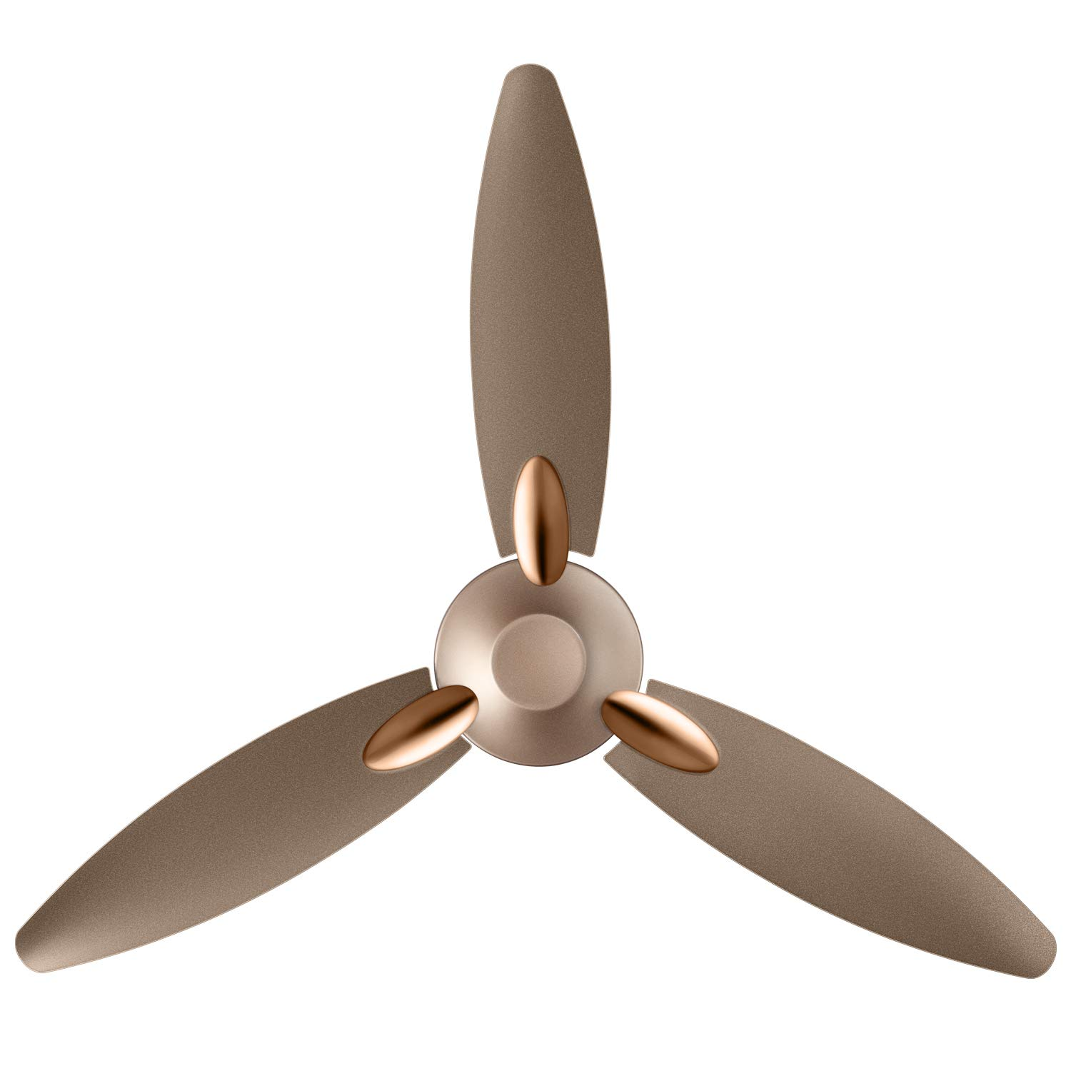 Buy Usha Bloom Daffodil Goodbye Dust Ceiling Fan 1250mm Sparkle Golden And Brown Online At Low Prices In India Amazon In