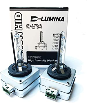 New OEM For Mercedes Xenon D3S Bulbs Set HID Light Lamp pn 000000005042