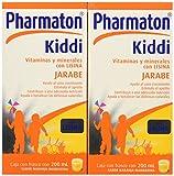 Kiddi-Pharmaton Solución, Duo, 200ml