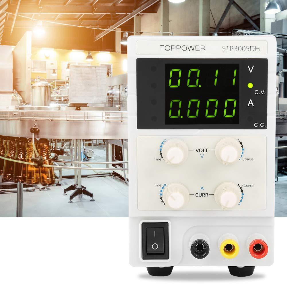 Alimentation en courant continu NOUS contr/ôle stabilis/é par industrie 0-30V 0-5A 0-5A 110V//220V de lalimentation r/églable r/égul/ée r/églable de STP3005DH