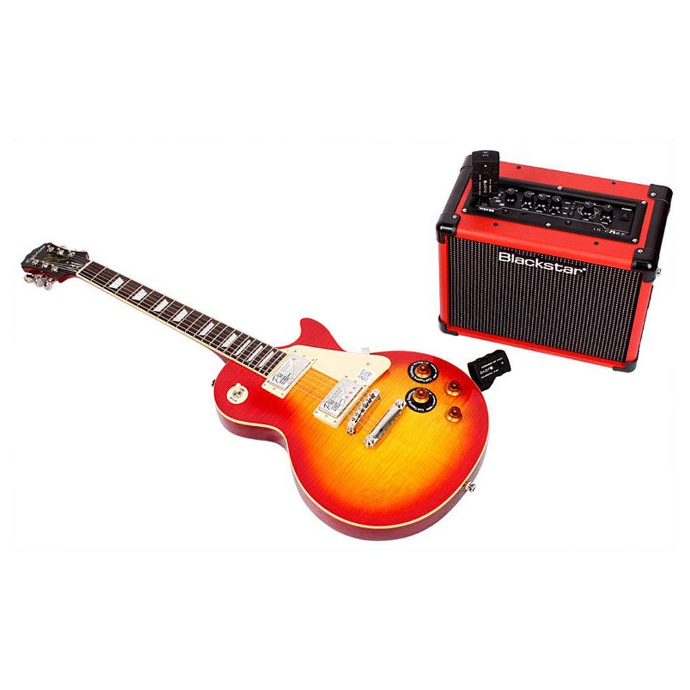 Leoie Digital Pro Guitar Bass Wireless Rechargeable 2.4Ghz Audio Transmitter Receiver Kit US Plug by Leoie (Image #3)