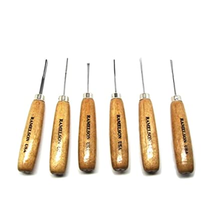Amazon pc micro miniature wood carving tools luthier violin