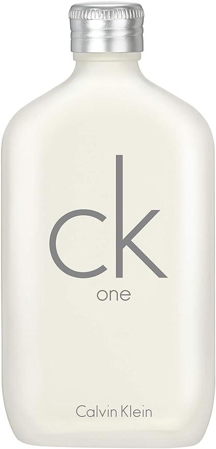 Oferta amazon: CALVIN KLEIN CK ONE agua de tocador vaporizador 50 ml