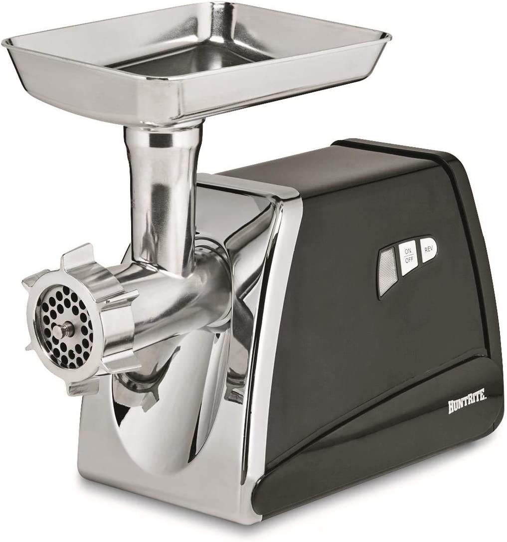 HuntRite #12 Electric Meat Grinder, 0.75 hp
