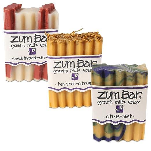 Citrus - Take Three Zum Bars by Indigo Wild