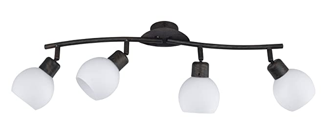 Lámparas De Y Focos Lighting Ieh9d2 Pinzablanco Trio OPZuXik