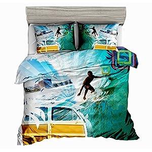 61jdSZHsvAL._SS300_ 50+ Surf Bedding and Surf Comforter Sets