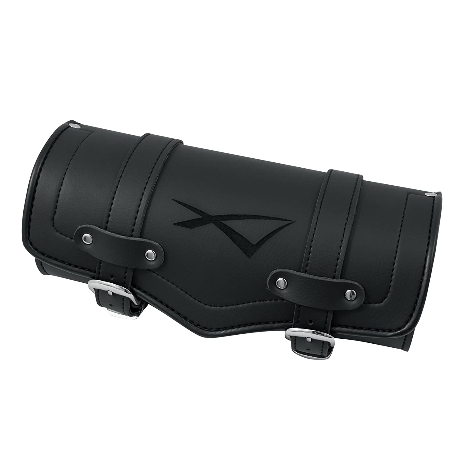 A-pro Roll Tool Bag Saddle Luggage Pannier Davidson Hi Quality Motorcycle Black 5180000034474
