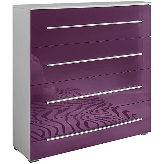 ELEFT - Cómodas morado violeta W0WS6pgM