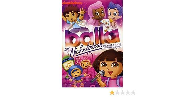 Balla Con Nickelodeon (Dvd) [Italia]: Amazon.es: Cartoni ...